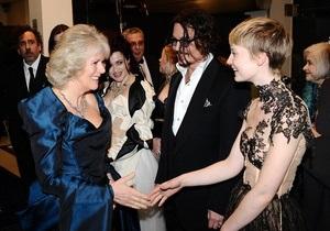 Фотогалерея: Королевская премьера Алисы в стране чудес
