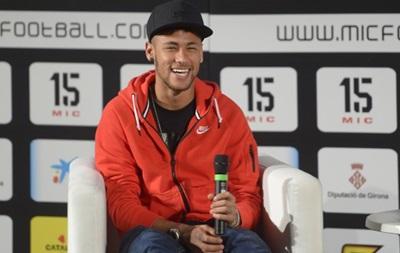 Неймар: Мне очень нравится выступать за Барселону
