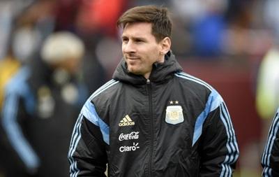 Тренер сборной Аргентины: Месси чувствует дискомфорт, когда надевает бутсы