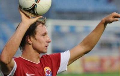 Украинский футболист приступил к тренировкам в российском клубе после перелома ребер