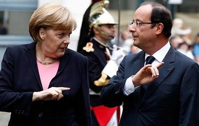 Меркель и Олланд: Визит Ципраса в Москву – не проблема для Европы