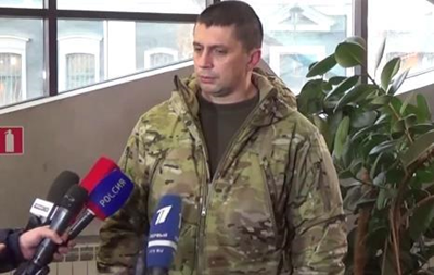 В Петербурге арестован бывший  министр обороны  ЛНР