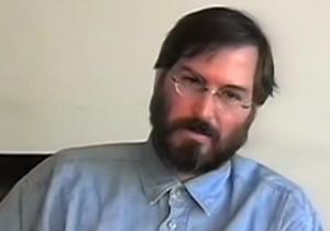 Мое наследие забудут в 2005. Опубликовано неизданное интервью Стива Джобса - интервью Джобса - Apple - next