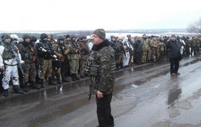 Семенченко:  Донбасс  возвращается в Широкино