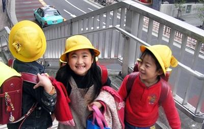 Детям в Токио разрешили шуметь на улицах