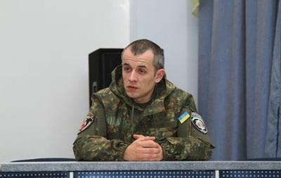 Комбат  Чернигова  стал замначальника областной милиции