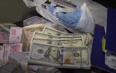Ликвидирован конвертцентр, который  крышевали  сотрудники фискальной службы