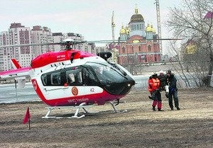 В МЧС решили создать службу спасения из частных вертолетов состоятельных украинцев