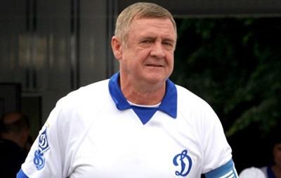 Экс-тренер Днепра Бессонов получил работу в киевском Динамо