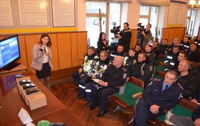Харьковские гаишники получили терминалы для приема штрафов на месте