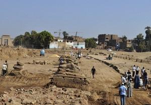 В Египте нашли могилу певицы, жившей почти три тысячи лет назад