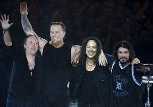Metallica признали лучшей рок-группой за последние 30 лет