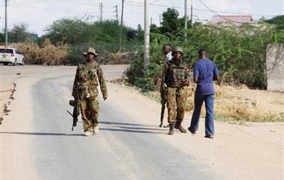 В связи с терактом в Кении арестованы пять человек