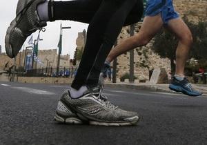 В Тель-Авиве на финишной линии полумарафона скончался бегун