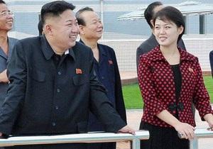 У Ким Чен Уна родилась дочь - СМИ