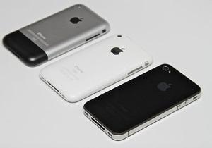 iPhone отмечает пятилетие