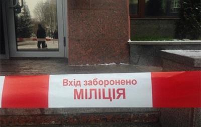 Взрывчатка не была обнаружена в одном из торговых центров Киева