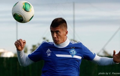 Матч с Черноморцем стал юбилейным для защитника Динамо