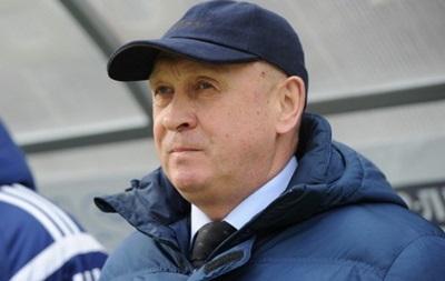 Тренер Ильичевца считает закономерным поражение от Шахтера