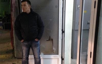 Разозленный после поражения Милевский разбил дверь в раздевалку