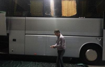 Фанаты Марселя атаковали автобус с игроками ПСЖ