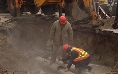 Авария водопровода в Херсоне оставила без воды три тысячи человек