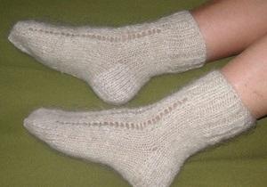 Киевская милиция раскрыла убийство благодаря белым носкам