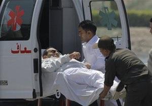 Суд над Мубараком: Судебное заседание по делу Мубарака продлилось несколько секунд: судья взял самоотвод