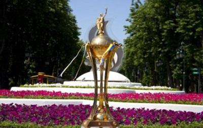 Сегодня состоятся ответные матчи 1/4 финала Кубка Украины по футболу