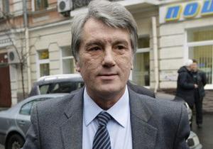 Ющенко - Ющенко останется лидером Нашей Украины
