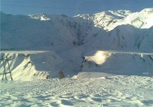 Россияне погибли при сходе лавины в Грузии