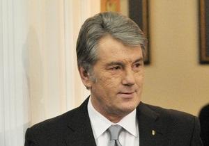 Ющенко рассказал, как летал в Грузию с тем же пилотом, который управлял разбившимся Ту-154