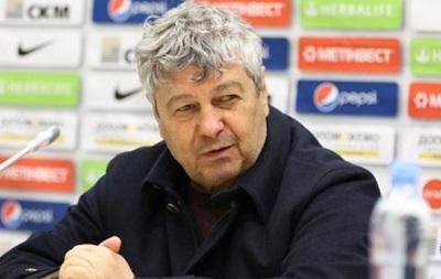 Луческу: Печально, когда на 1/4 финала Кубка приходит 500 зрителей
