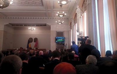 Харьковский облсовет признал Россию страной-агрессором