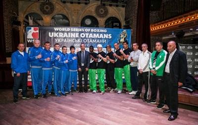 Украинские атаманы показали готовность к бою против команды Алжира
