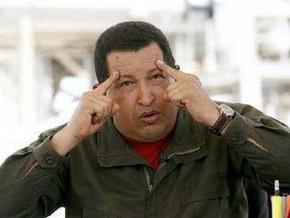Чавес призвал мир уважать  триумф  Ахмадинеджада на выборах