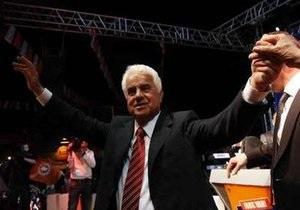 На президентских выборах в Северном Кипре победил действующий премьер-министр