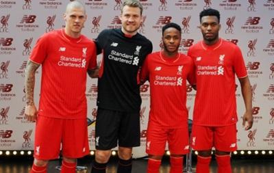 Красное и черное: Ливерпуль представил новую форму на следующий сезон