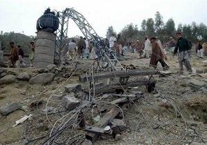 В Пакистане американский беспилотник убил десять человек