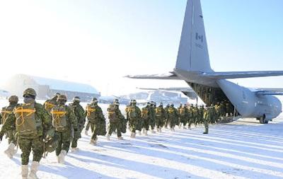 Канада отправит в Украину военный контингент - СМИ