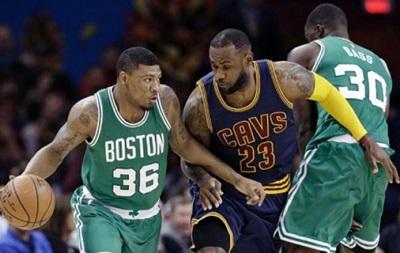 NBA: Сан-Антонио снова обыгрывает Хьюстон, Бостон побеждает Кливленд