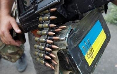 На Луганщине боец Нацгвардии застрелил сослуживца