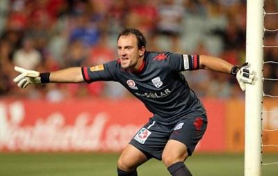 Австралийский вратарь забил невероятно курьезный автогол