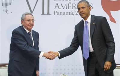 Обама пообещал Кубе новые отношения