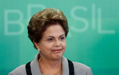 Президент Бразилии согласилась посетить США