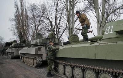 НАТО обвиняет Россию в увеличении поставок оружия в Донбасс - СМИ