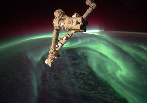Высоту полета МКС увеличили на два километра