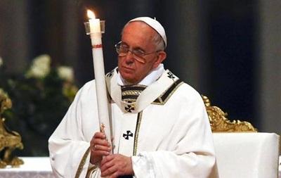 Папа Римский назвал массовое убийство армян геноцидом