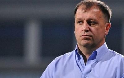 Тренер Зари: Где-то нам не повезло, где-то Динамо