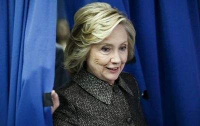 Хиллари Клинтон будет участвовать в гонке за пост президента США